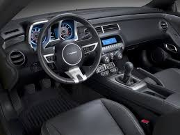 2010 Chevrolet Camaro interior | Cartype