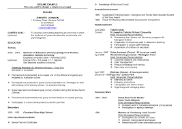 Resume Accomplishments For Resume Examples