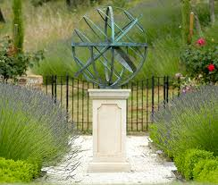 how to feature a sundial in your garden