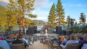 Lake Tahoe Shakespeare Festival Travel Nevada