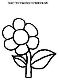 La Nature En Coloriage Fleur Page 3