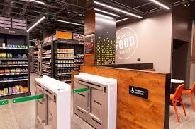 Amazon Go Store Design Amazons Latest Cashier Less Go Store Opens In San Francisco