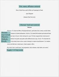 Research Paper Title Page Luxury Mla Format Sample Paper With Cover