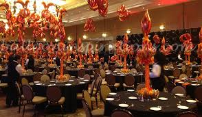 Fire And Ice Decorations Design Fire And Ice Themed Balloon Party Decorations 31