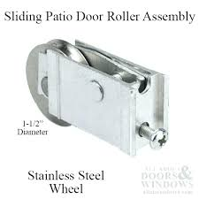 repair sliding glass door wheels replace rollers on sliding glass doors finest sliding glass door roller