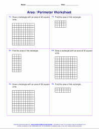 6th Grade Math Distributive Property Worksheets Findrea Rectangle ...