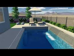 O 0128 Vip3D  3D Swimming Pool Design Software