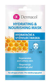 3D HYDRATING AND NOURISHING MASK ... - Dermacol