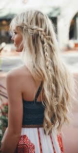 Santa Barbara Side Curls Hairstylesboho