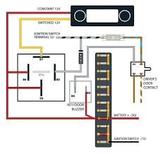 empi universal wiring harness diagram universal relay diagram 21 circuit universal wiring harness at Universal Ford Wiring Harness