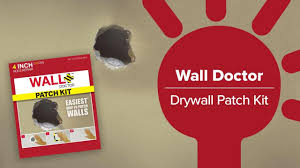 learn how to fix a hole in the wall with wall doctor
