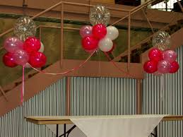 Columns For Decorations Celebrate The Day Do It Yourself Balloon Arches Columns And More