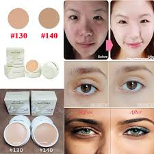 spf 30 makeup concealer cream face flawless creme foundation hide blemish conceal dark circle redness acne
