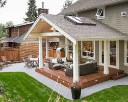 25 warm and cozy rustic outdoor ideas to decorate your patio cover and porches contemporary porch austin backyard porches patios