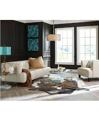 Leather Sofa Sets For Living Room Living Room Furniture Sets Macys