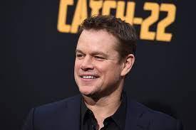 First look at Matt Damon's new movie ...