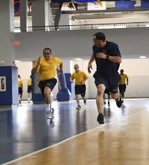Navy Recruits Will Have To Pass A Run Test Prior To Boot