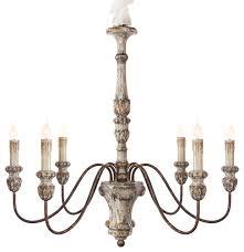 french country style lighting. Catania 6-Light Vintage-Style French Country Wooden Chandelier Style Lighting O