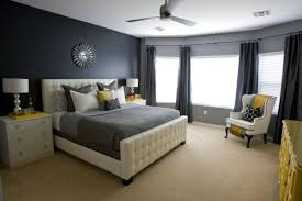 black bed with white furniture. View In Gallery Black Bed With White Furniture
