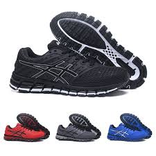 2019 2019 Asics New Gel Quantum 360 Tn Vamp Mens Running Shoes Black Blue Red Grey Fashion Low Outdoor Sport Sneakers Size 7 5 11 From Wegosport