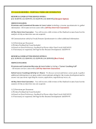 Ivy League Resumes Full Proposal By Miller Pdf Archive