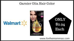 Check out our printable coupons selection for the very best in unique or custom, handmade pieces from our paper shops. Garnier Olia Hair Color Only 2 94 Each At Walmart