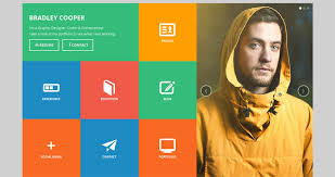 10 Top Cv And Resume Website Templates