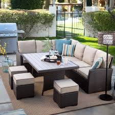 patio furniture clearance. Large Size Of Outdoor:l Shaped Patio Furniture Outdoor Seat Cushions Sunbrella Sale Sears Clearance G