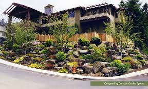 Small Picture Garden Design Garden Design with Front yard Portland Oregon