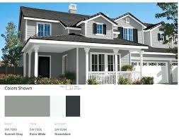 E Excellent Exterior Paint Color Combinations Images On Intended Classic  Colors For Home Absurd Your Wedding Schemes