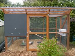 Chicken Coop Roof Design The Chicken Coop Is Done Enough Northwest Edible Life