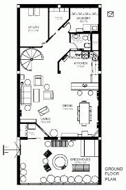 Plan For 3 Level 4 Bedroom Earth Sheltered Home With Greenhouse Earth Shelter Underground Floor Plans