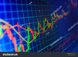 Stock Market Analysis Market Analysis Variation Report Share Price Stock Photo 24 5