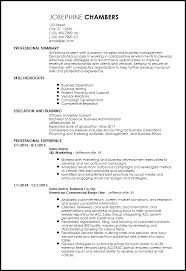 Entry Level Resume Template Custom Free EntryLevel Sales Resume Templates ResumeNow