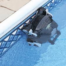 Nitro Wall Climber Robotic Pool Cleaner with Caddy NC51