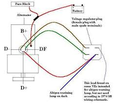schematics diagrams and shop drawings shoptalkforums com 4 wire alternator wiring