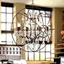 wood and metal orb chandelier chandeliers lighting 1 wooden fixer upper