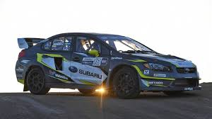 Rally Cars Vs. Rallycross Cars: The Right Tool For the Right Job ...