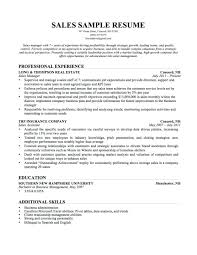 Sample College Resumes For High School Seniors 3 Resume Examples
