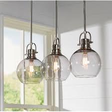 lighting pendents. Burner 3-Light Kitchen Island Pendant Lighting Pendents Wayfair