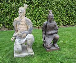 oriental original reclaimed chinese statues are in stock