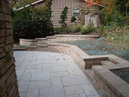 unilock yorkstone pavers are made to look like natural flagstone but have the consistency of concrete patio poured concrete patio looking i39 patio