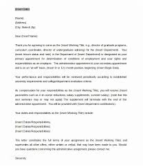Appointment Letters In Doc Stunning Teachers Appointment Letter Pdf 48 Appointment Letter Templates Pdf