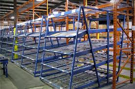 new used carton flow case flow rack systems