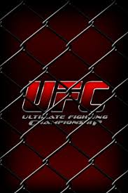 ufc ultimate fighting chionship