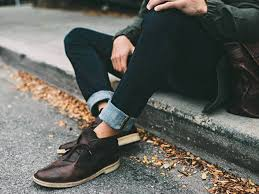 every guy should have a pair of desert boots facebook clarks