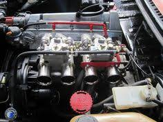 lowered early t classic saab  saab 99 h engine two double weber carbs snappy