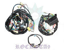 suzuki samurai wiring harnesses suzuki sj413 1 3l g13b 16v wire harness fuse box jimny samurai sierra drover