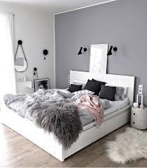 gray wall room decor