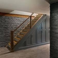 basement stairs storage. Storage Under Stairs In Basement Stair Shelves  R